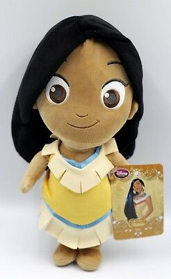 Disney Pocahontas Soft Toy. Plush. 32cm Tall. Disney Store Toy. With Tags.