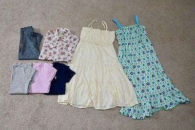 Girls Spring/Summer Lot Sz M 8/10 Gap Kids Under Armour RL Polo Joyfolie/MIA Joy