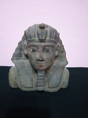 Rare Antique Ancient Egyptian Of Statue Stone Pharaoh Merneptah 1213-1203 Bc