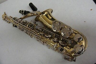 SELMER ALTO SAXOPHONE AS300 in good play condition