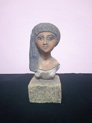 RARE ANTIQUE ANCIENT EGYPTIAN Statue Pharaoh Queen Hatshepsut 1479–1458 BC