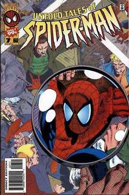 Untold Tales of Spider-Man #7 in Near Mint + condition. FREE bag/board
