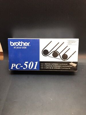 Brother PC501 PPF Print Cartridge - 150 Pages