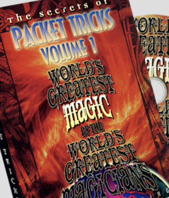 The Secrets of Packet Tricks (World's Greatest Magic) Vol. 1