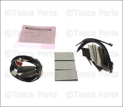 Brand New Oem Sirius Satellite Radio Receiver Installation Kit 2012 Mazda 5