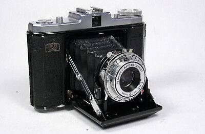 ZEISS IKON Nettar Folding Camera 518/16 with Novar Anastigmat 75/f4.5 Lens