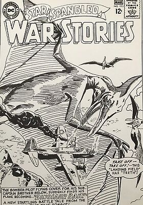 Cover Recreation - Star Spangled War Stories 113