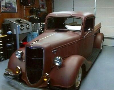 1936 Ford Other Pickups Tan 1936 Ford Pickup
