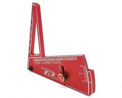 Revolution Design Ultra Camber Gauge R2 Red RDRP0003R2-RED