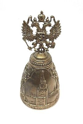 figure bell Moscow red square emblem of Russia