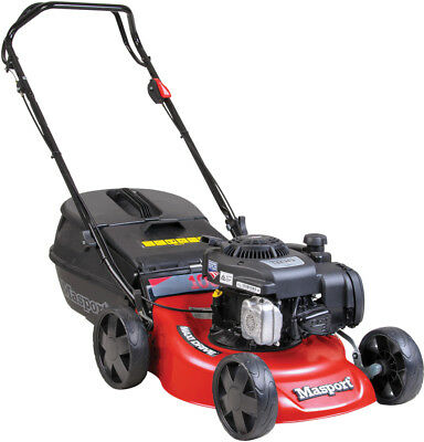 "Masport Lawn Mower 100St 16.5"" Self Proppeled  ( Briggs And Stratton )"