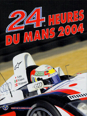 A.C.O. Sonsiges 24 Heures du Mans 2004 Moity/Teissedre french