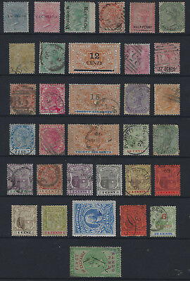 Misc Selection of early stamps