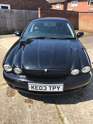 Jaguar X type  spares or repairs