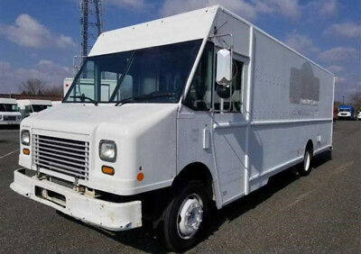 2010 Workhorse W62 ALUMINUM STEPVAN DIESEL SERVICED, Food Truck