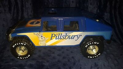 Pillsbury Doughboy Nylint Collectible Rare Hummer Toy Truck w Sounds