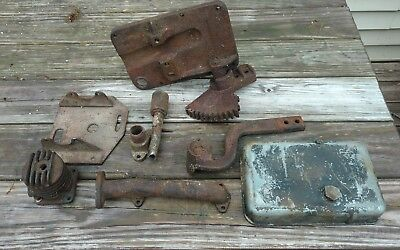 Maytag twin Engine Parts all usable condition