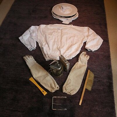 Bee Keeping Suit And Gloves Size Large