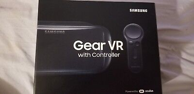 New Samsung Gear VR 2017 With Controller SM-R324 Oculus Galaxy S8 S8+ S7 Note 5
