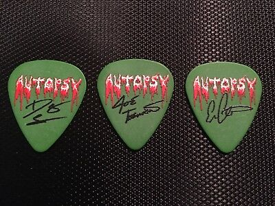 Autopsy Guitar Pick Set