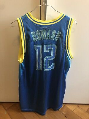 nba Trikot Orlando Magics M Dwight Howard Summer Blau