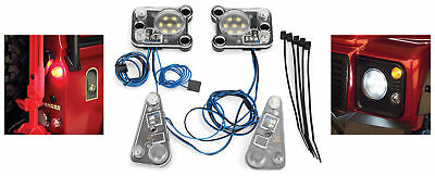 Traxxas 8027 TRX-4 LED Headlight Tail Light Harness Front Heck waterproof