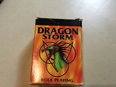 Dragon storm CCG / TCG - 75 cards all different