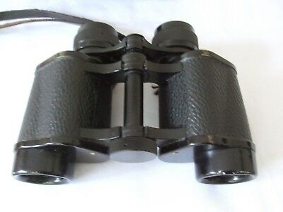 Kershaw Olympic extra wide binoculars with case gc