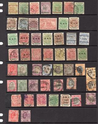 S.Africa Transvaal Stamp Values Fine Used