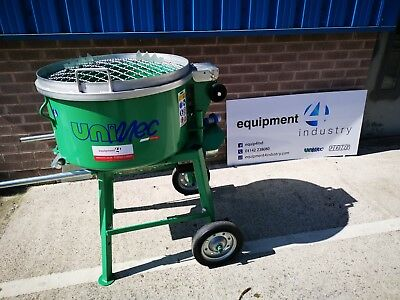 ****NEW****150 Ltr Forced Action Mixer, Resin, Screed, Mortar, Best on Ebay