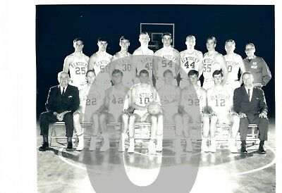1966 Kentucky Wildcats Basketball  Reprint Team Photo