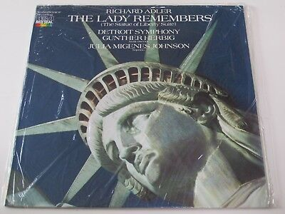 Richard Adler The Lady Remembers The Statue of Liberty Suite Migenes-Johnson