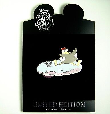 Disney Shopping Pin Mr Stork in Clouds Mothers Day Dumbo LE 100 OC RARE