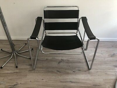 Marcel Breuer Wassily Chair Lounge Chair Replica Club Sessel
