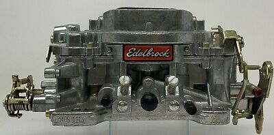 Edelbrock Remanufactured Carburetor 750 CFM Manual Choke #1407
