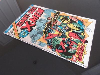 Giant Size X-Men #1 MARVEL 1975 - 1st app The new X-Men/ 2nd app Wolverine!!!