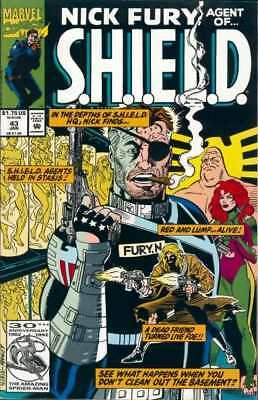 Nick Fury: Agent of SHIELD (1989 series) #43 in Near Mint + condition