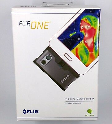 NEW FLIR ONE Thermal Imaging Camera  Android USB-C (Gen 3) Latest Generation
