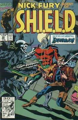 Nick Fury: Agent of SHIELD (1989 series) #30 in Near Mint + condition