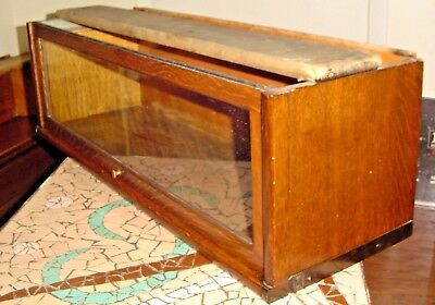 Globe Wernicke 299 Barrister Bookcase Section D-8 1/2 Excellent Condition..