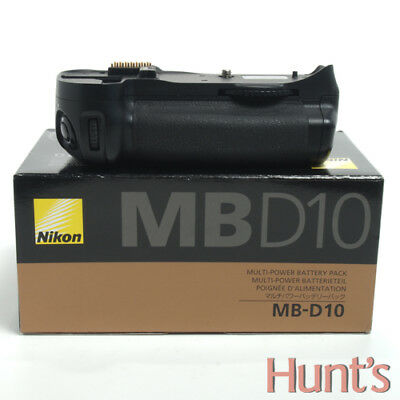 Nikon Mb-D10 Battery Grip For D700, D300, Or D300S Dslr Cameras