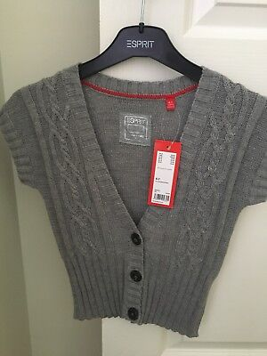 """Esprit Girls Vest - Size 6-7 """"New with Tags"""""""
