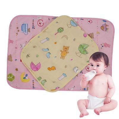 Urine Mat Waterproof Baby Changing Diaper Cover Pad Portable Kits !