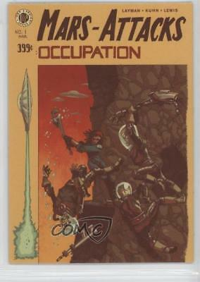 2015 Topps Mars Attacks: Promos IDW.1 Mars-Attacks: Occupation Issue #1 Card 1j8