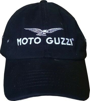 "Original Moto Guzzi KAPPE ""THE CLAN"""
