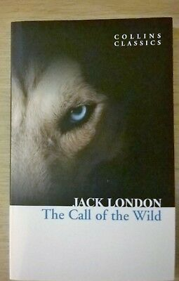 libro jack london inglese- the call of the wild