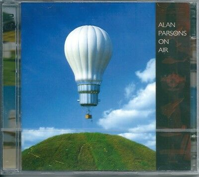 Alan Parsons On Air (2003) 2 CD NUOVO SIGILLATO Blue Blue sky. CD 2 only ROM