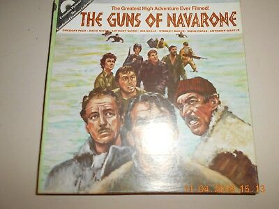 The Guns Of Navarone - Super 8 Home Movie - Sound And Colour