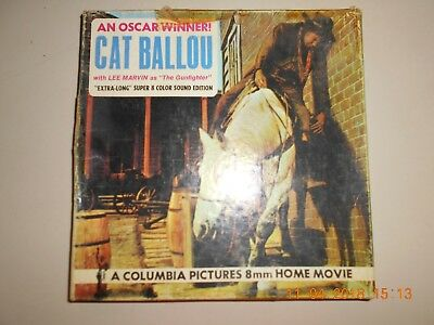 Super 8 Home Movie Cat Ballou