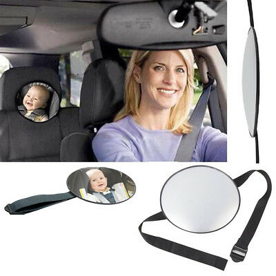 Easy View Back Seat Mirror Baby Facing Rear Ward Child Infant Care Kids Monitor